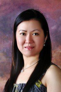美國藍寶石Tiffany Ngo