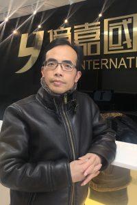 美國藍寶石Xin Chen